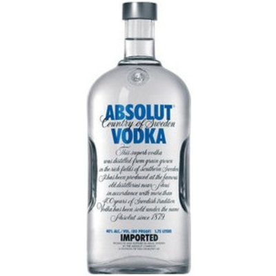 Calories In Vodka From Absolut
