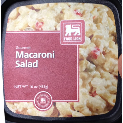 Ziggy's Macaroni Salad Recipe