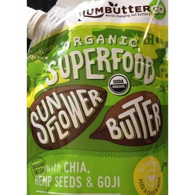 Organic Superfood Sunflower Butter image