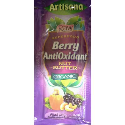 Berry Antioxidant Nut Butter image