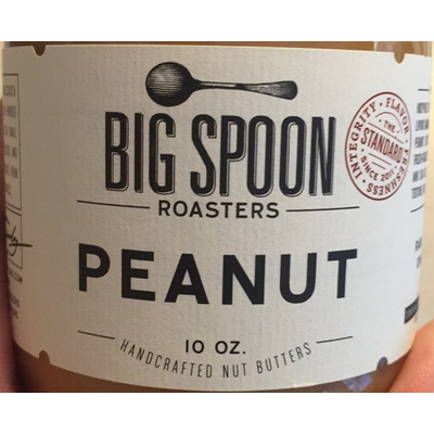 Big Spoon Roasters, Peanut Butter image