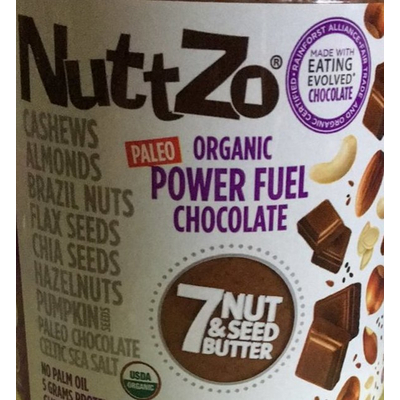 Chocolate Power Fuel 7 Nut & Seed Butter image