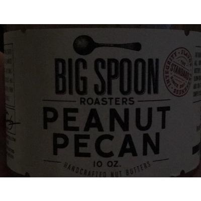 Big Spoon Roasters, Nut Butters, Peanut Pecan