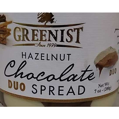 Chocolate Hazelnut Duo Spread image