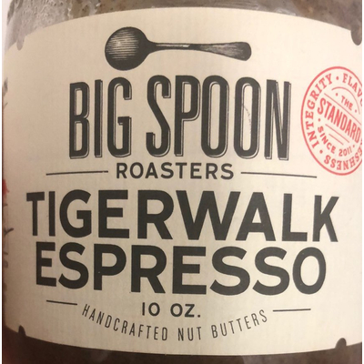 Big Spoon Roasters, Handcrafted Nut Butters, Espresso image