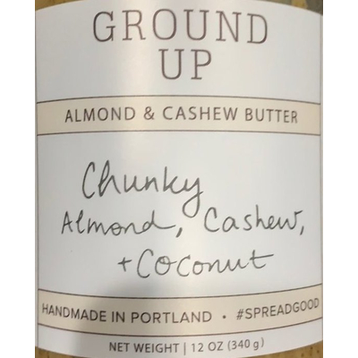 Almond & Cashew Butter image