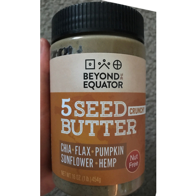5 Seed Crunchy Butter image