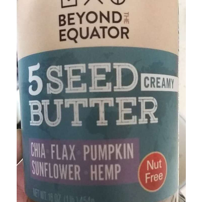 Creamy 5 Seed Butter image