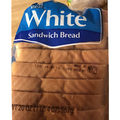 Top 50 Most Popular White Bread